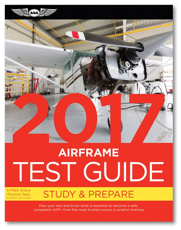 Fast Track 2017 Test Guide: Airframe