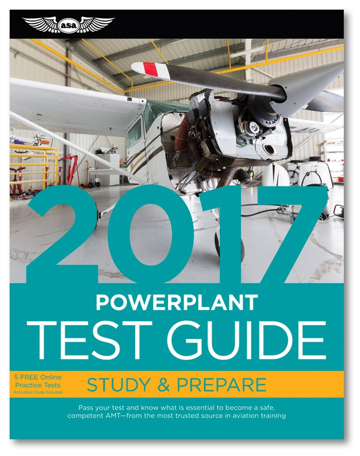 Fast Track 2017 Test Guide: Powerplant
