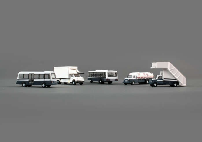 GEMINI200 Airport Service Vehicles