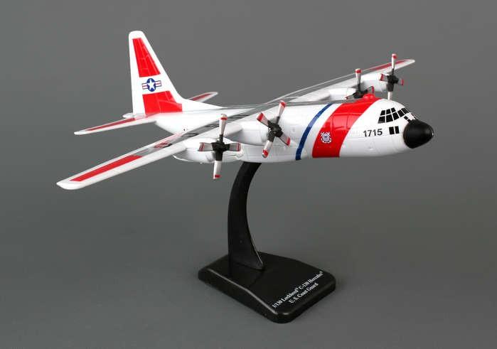 Lockheed C-130 Hercules U.S.C.G