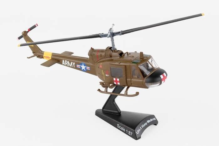 Postage Stamp US Army UH-1 Huey Medevac