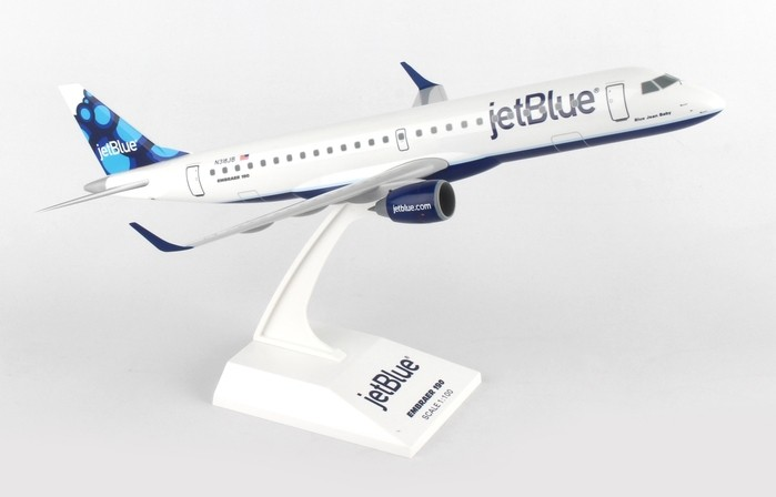 Skymarks Jetblue E190 Blueberries