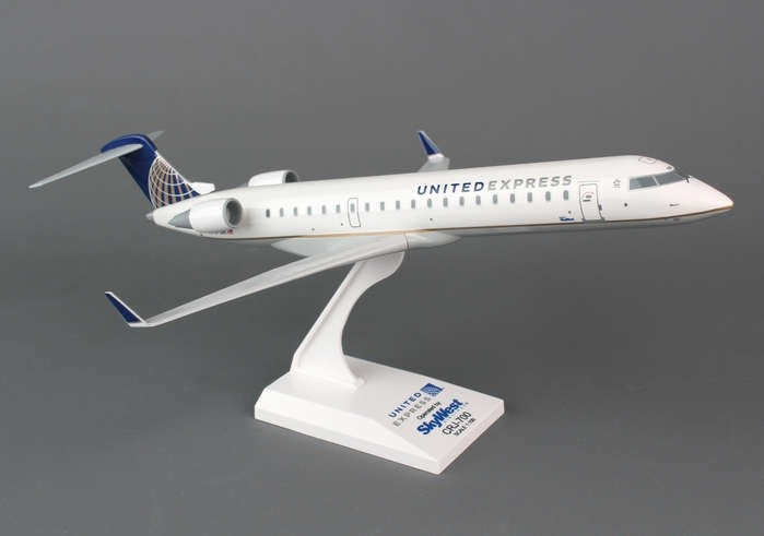 Skymarks United Express CRJ700  SkyWest