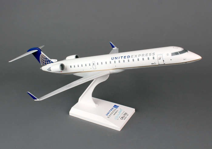 United Express CRJ700 Gojet