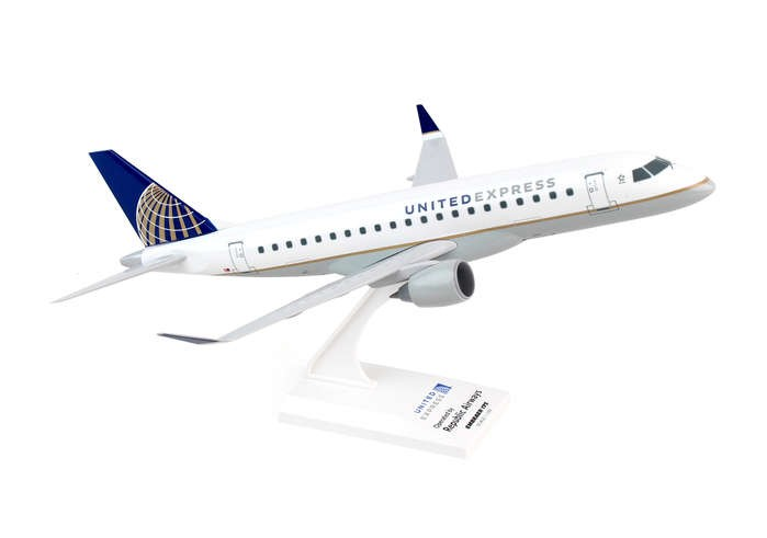Skymarks United Express Embraer E175