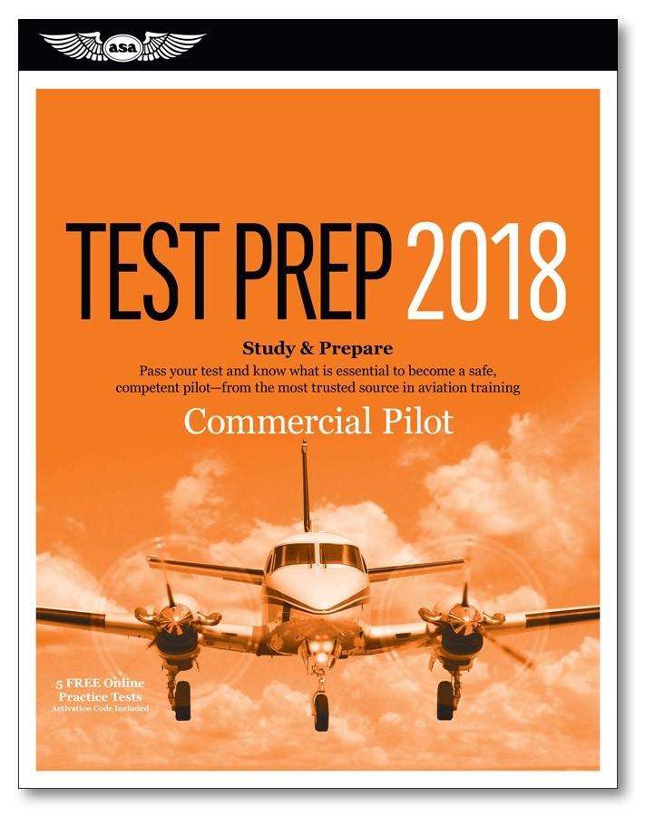 Test Prep 2018: Commercial Pilot