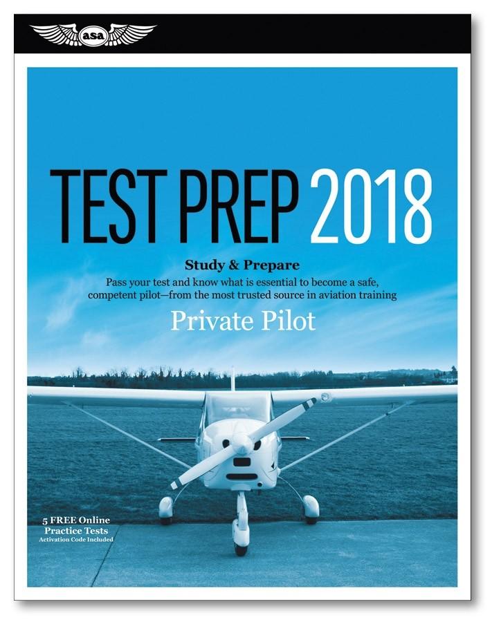 Test Prep 2018: Private Pilot