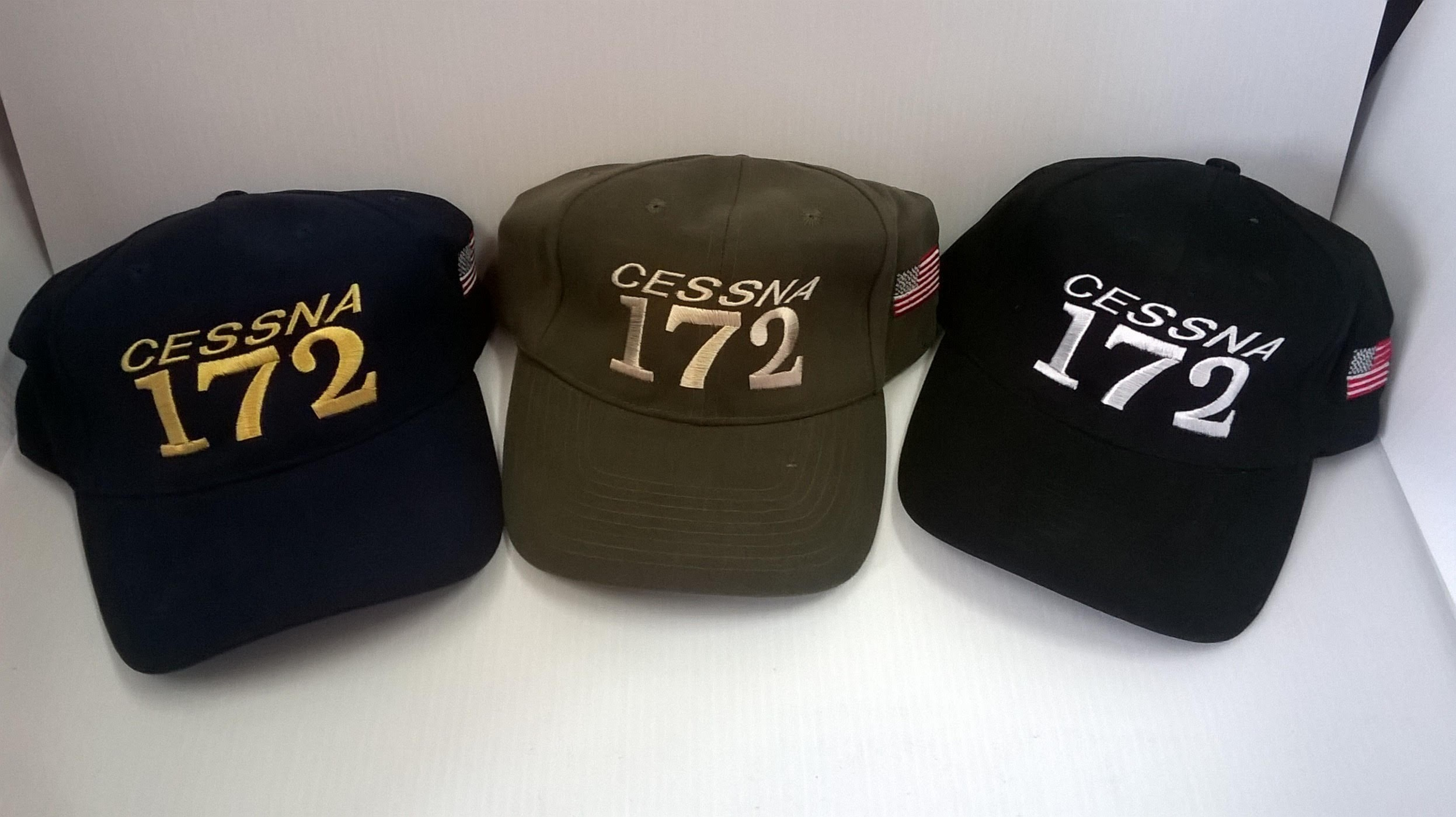 Cessna Airplane Cap