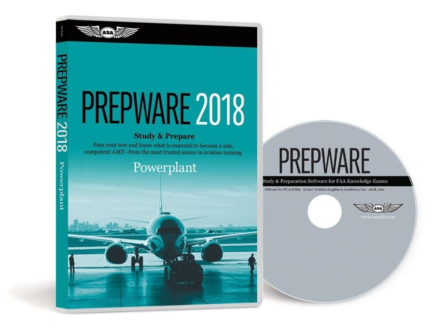 Prepware 2018 - AMT Powerplant