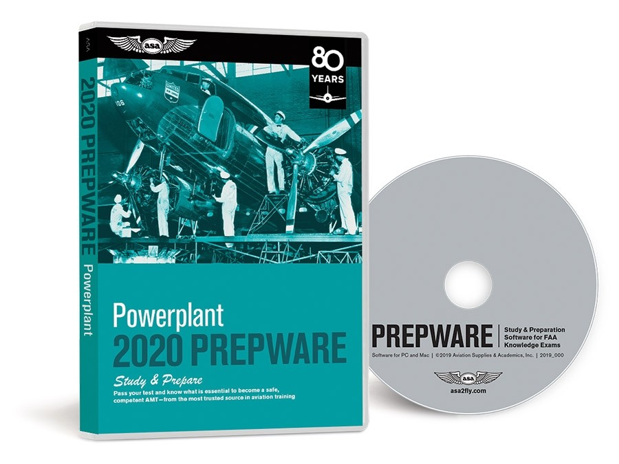 Prepware 2020 - AMT Powerplant