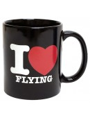I love Flying Mug