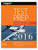 Test Prep 2016: Commercial Pilot