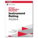 Airman Certification Standards: Instrument Rating for Airplane