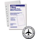 Poly Sheet Protector Folders: 7-Ring