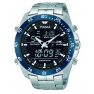 Pulsar Men's Analog Display Japanese Quartz Silver Watch