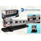 MTA DIECAST SUBWAY CAR
