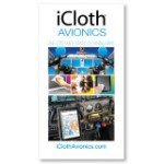iCloth Aerospace grade Anti-Static wipes